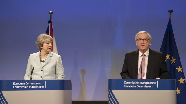 Brexit significa brexit: no hay acuerdo