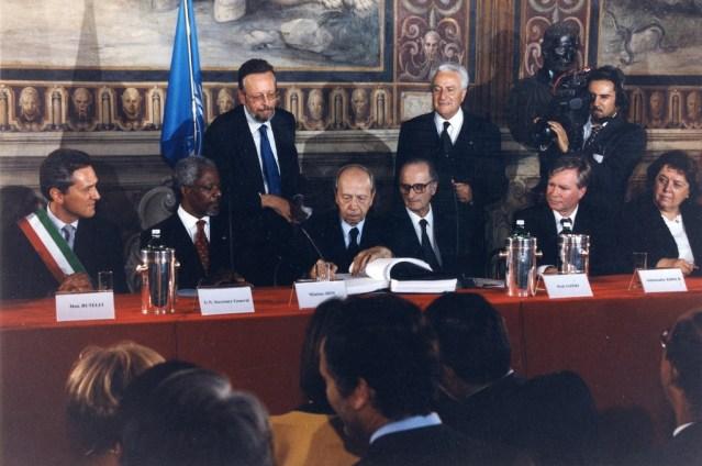 La utopía de una Corte Penal Internacional
