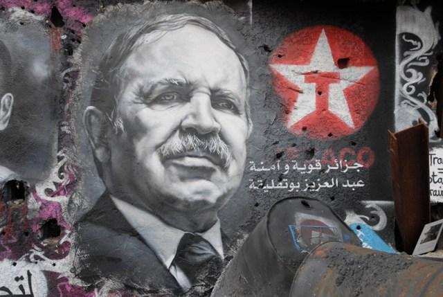 El quinto mandato de Buteflika