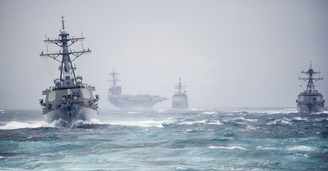 Aguas revueltas en el mar de la China Meridional