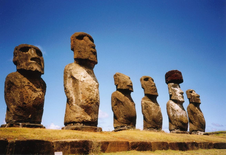 Rapa Nui o isla de Pascua, historia de una colonia abandonada