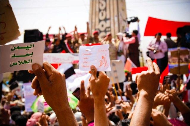 La insurgencia hutí en la guerra de Yemen