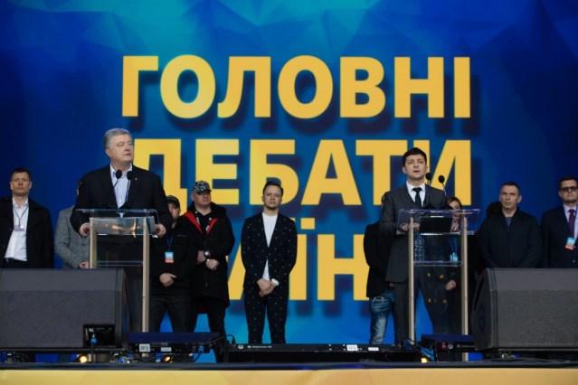 Volodímir Zelenski: de la televisión a la presidencia de Ucrania
