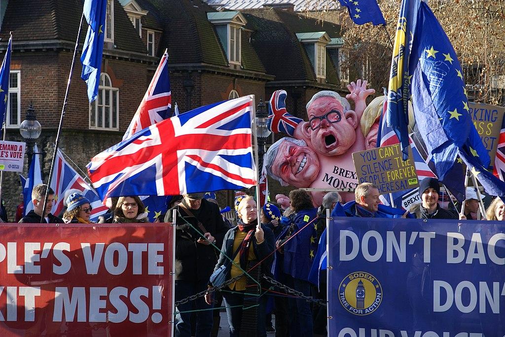 Unas elecciones europeas con olor a brexit