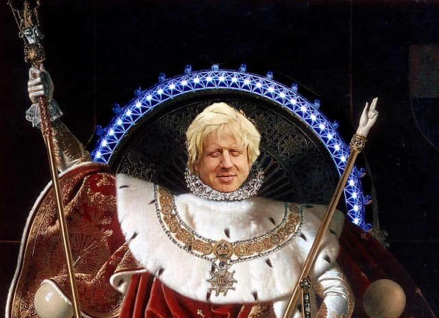 Portada Boris Johnson