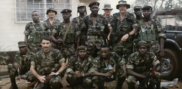 La larga sombra de los mercenarios en África