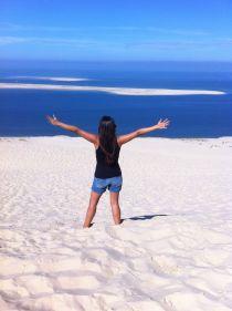 Elo sur la Dune du Pilat