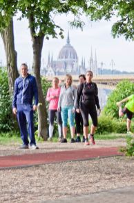 Run on Margit, Budapest