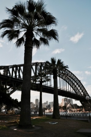 Sydney-Harbour-Bridge-Australia