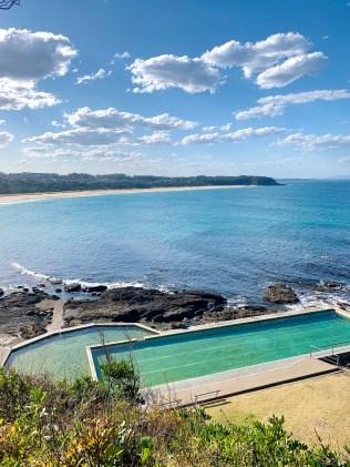Black Head Rock Pool NSW