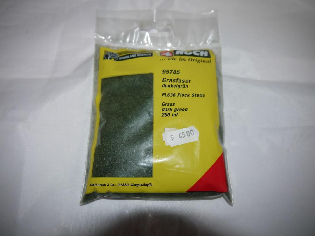 25x15 cm Foliage dark green Noch 95420