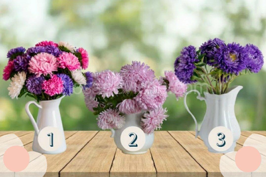 Scegli un Bouquet e ricevi un consiglio per la settimana