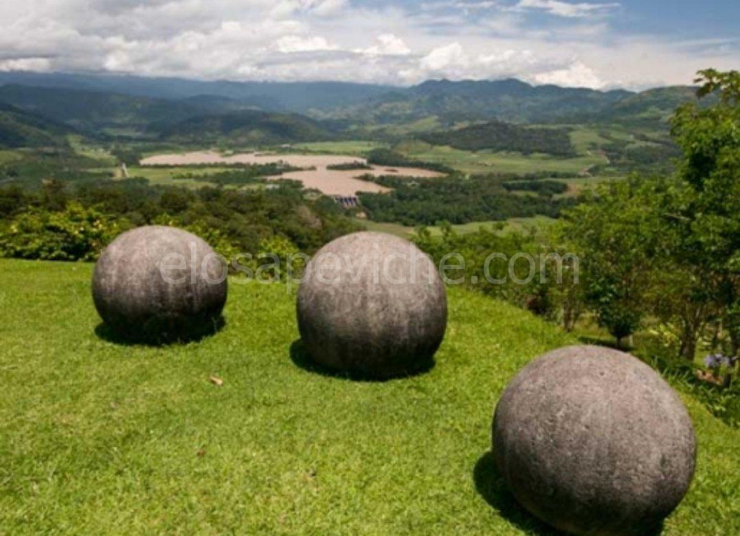 Il mistero delle sfere perfette di pietra del Costa Rica