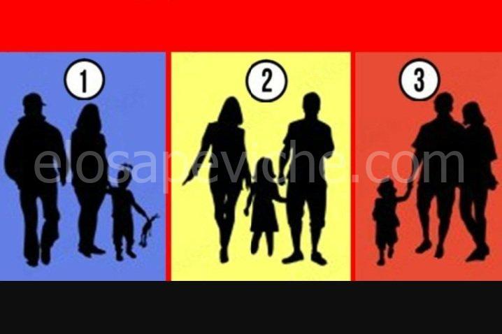 Test psicologico: chi non è una famiglia? La tua scelta rivelerà la tua personalità