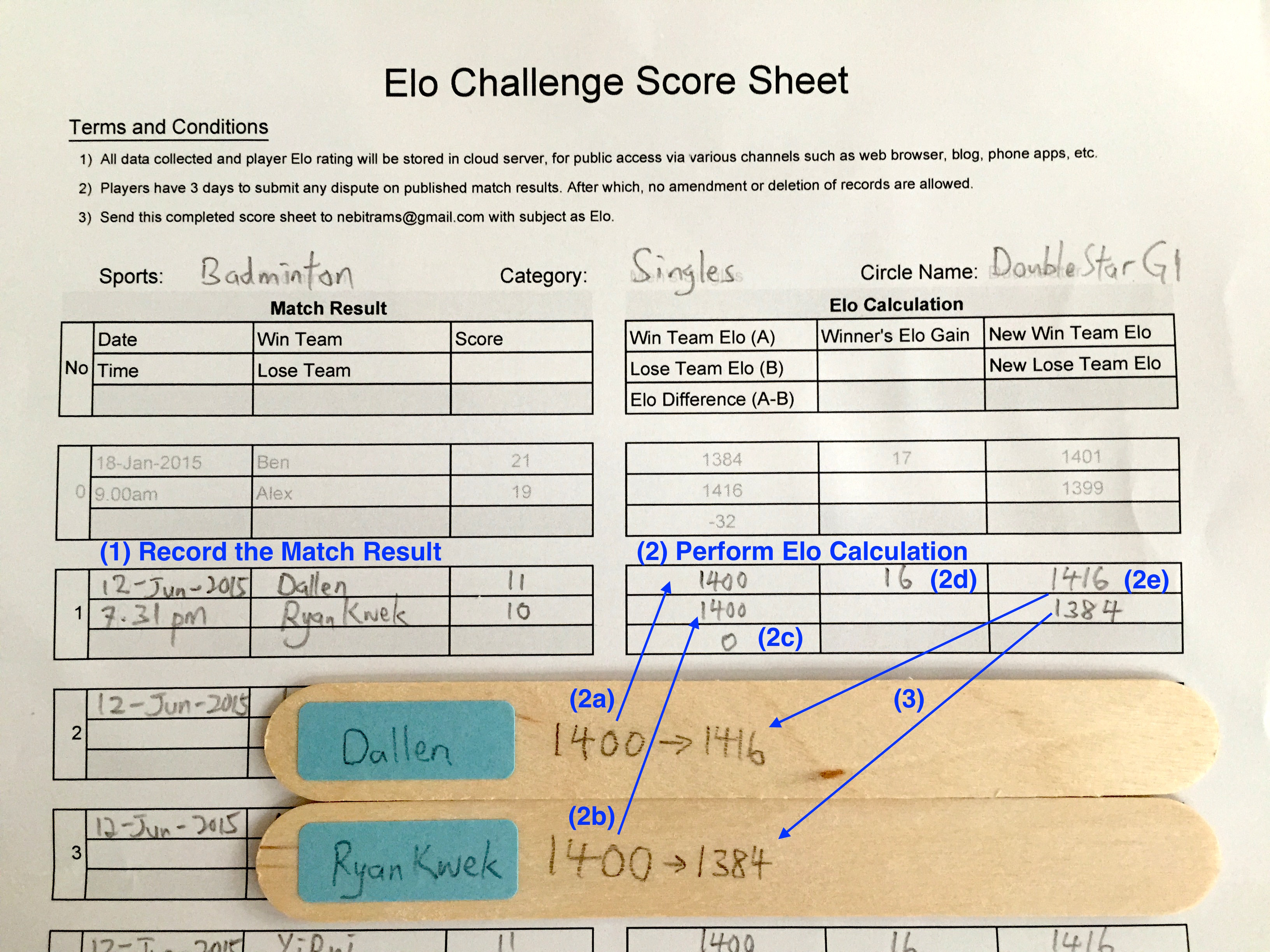 How To Calculate Elo Points Manually