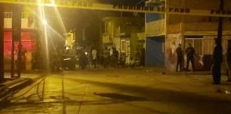Comando armado mata a 2 en colonia Los Angeles