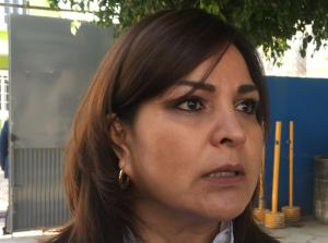 Elvira Paniagua, alcaldesa de Celaya.