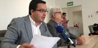 rnesto Prieto deja coordinación de Morena en el Congreso