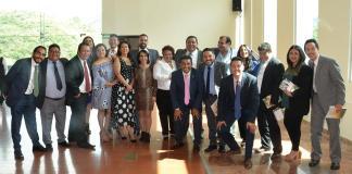 Celebran a mediadores del Centro Estatal de Justicia Alternativa/El Otro Enfoque