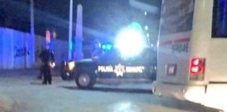 San Pancho policía asesinado
