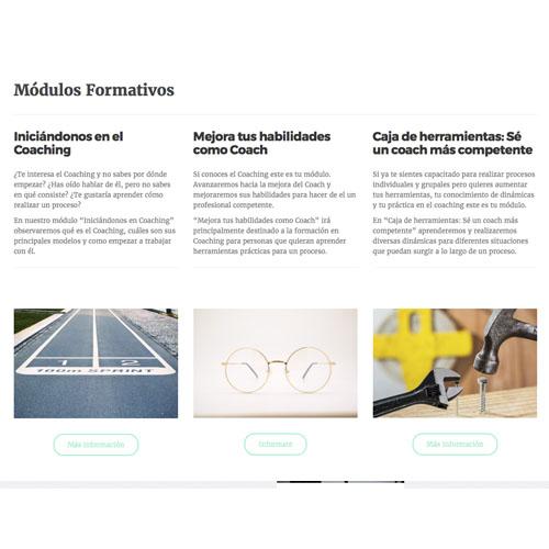Diseño Web Coachtivation 3