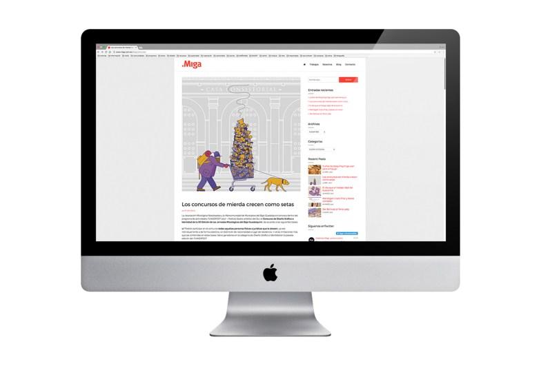 Blog Colectivo Miga - blog