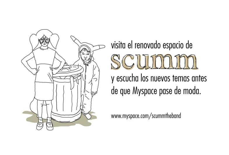 Scumm - Hilo Musical - Banner 1