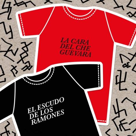 ¡Camisetas fuera! – Liquidación en Tictail