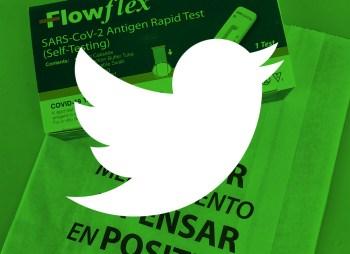 El tuit de julio - Positivo