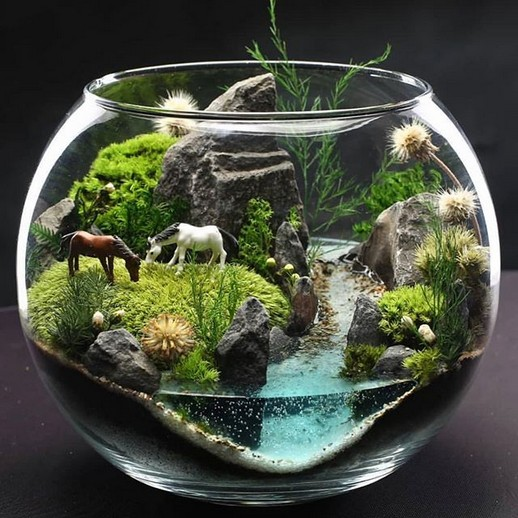 15 Best DIY Mini Terrarium Garden Projects And Ideas 01 3
