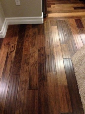 16 Perfect And Beautiful Color Wood Flooring Ideas 09