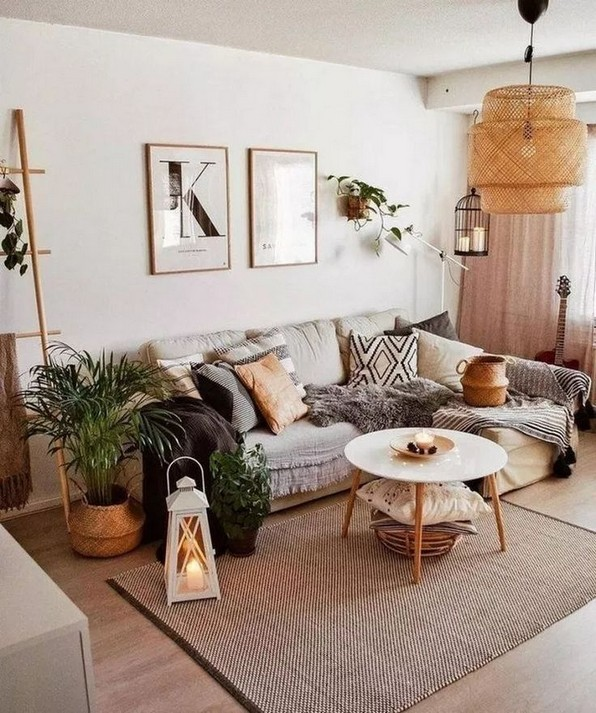 16 Perfect And Cozy Small Living Room Ideas 01