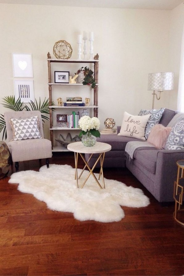 16 Perfect And Cozy Small Living Room Ideas 19