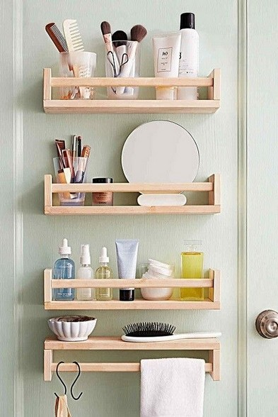 17 Incredible IKEA Bedroom Shelves And Storage Ideas 14