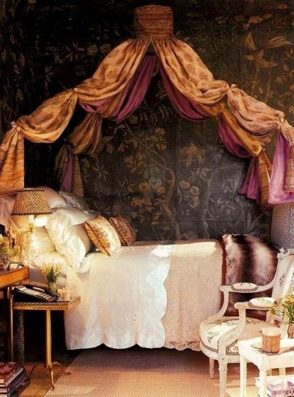 17 New Exotic Dark Boho Room Decor 21