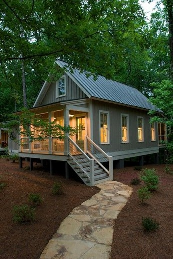17 Stunning Guest House Plans For Small Decor 11