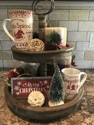 17 Vintage Christmas Decorating Ideas On A Budget 02 2