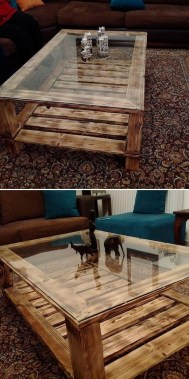 18 Awesome DIY Pallet Furniture Design Ideas 02