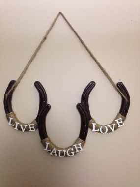 18 Creative Diy Horseshoe Projects That Will Add Charm To Your Home Decor 07