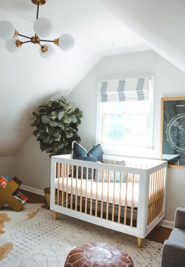 18 Stunning Traditional Nursery Designs For Your Baby Boys 19