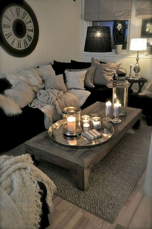 20 Cozy First Apartment Decorating On A Budget 51