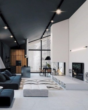 16 Best Modern Interior Design Ideas To Make Your Living Room Look Beautiful 04