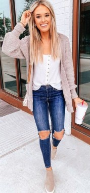 17 Adorable Spring Outfit Ideas With Style To Try In 2019 07