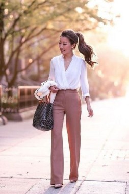 17 Classy Outfit Ideas For Women That Will Make You Pretty 29