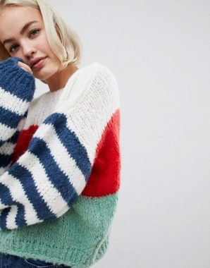 17 Rustic Colorful Jumpers Ideas For Winter 09