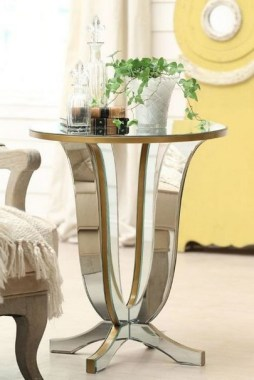 18 Classy Round Glass Coffee Table Designs Ideas For Living Room 15
