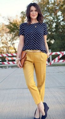 18 Creative Spring Outfit Ideas For Women 06