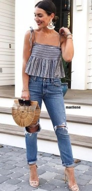18 Extraordinary Spring And Summer Fashion Ideas That Make You Look Cool 16