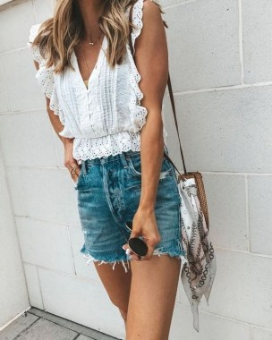 18 Newest Weekend Outfits Ideas For Spring 09