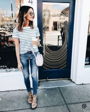 18 Newest Weekend Outfits Ideas For Spring 15